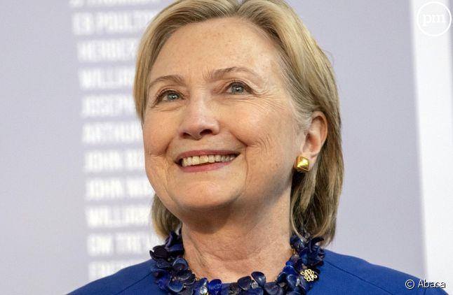 Hillary Clinton aux commandes de son premier projet télé