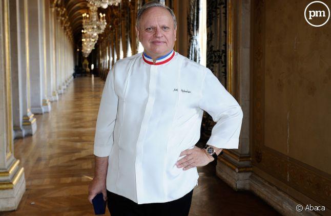 Jo l robuchon est mort puremedias for Cuisinier 32 etoiles