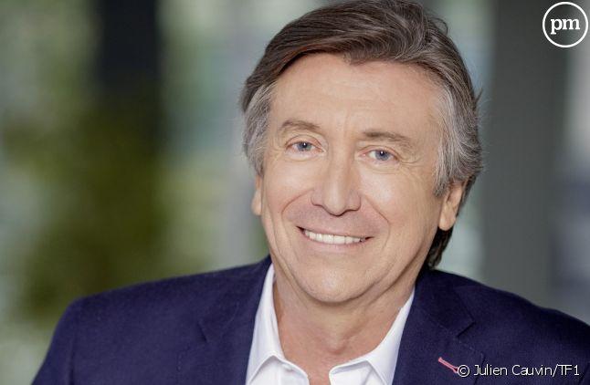 Pourtant présentateur sur TF1, Jacques Legros refuse que son fils participe comme candidat à