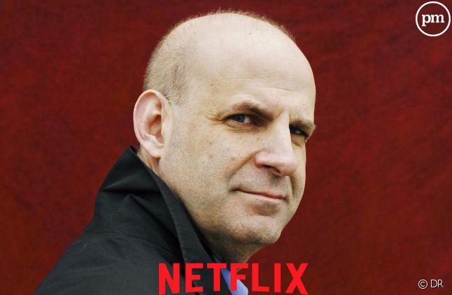 Le roi du polar écrira désormais pour Netflix