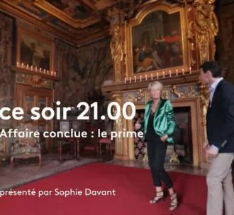'Affaire conclue : Le prime'
