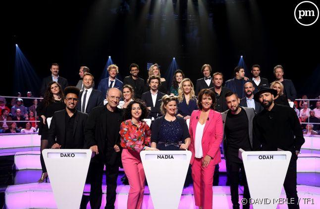 """""""Le grand concours des humoristes"""" sur TF1"""