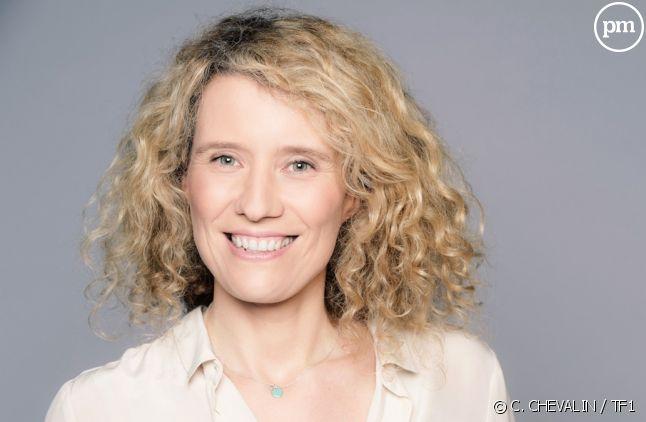Anne Viau, directrice artistique de la fiction française de TF1