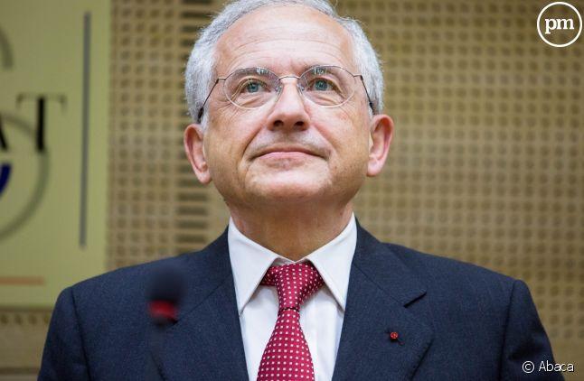 Olivier Schrameck président du Conseil supérieur de l'audiovisuel