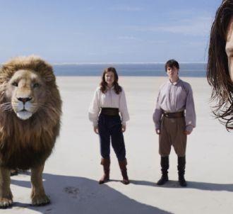 'Le Monde de Narnia : L'Odyssée du Passeur d'aurore',...