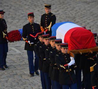 Hommage national rendu hier à Charles Aznavour