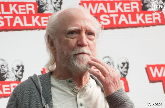 L'acteur Scott Wilson (The Walking Dead) nous a quittés