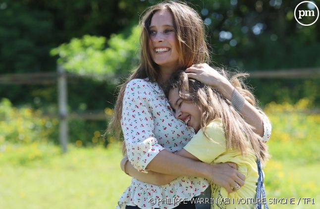 """Julie de Bona dans """"Ils ont échangé mon enfant"""""""