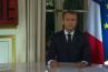 Allocution d'Emmanuel Macron : Pourquoi l'image était-elle si sombre ?