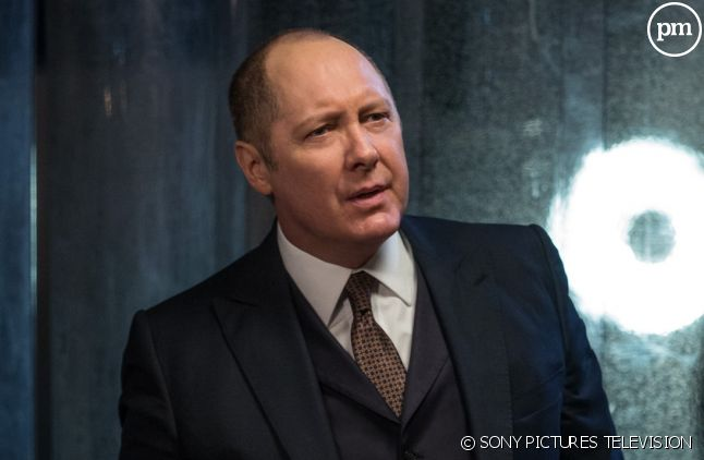 James Spader en Raymond 'Red' Reddington