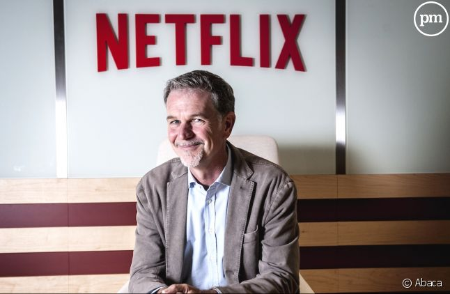 Reed Hastings, patron de Netflix