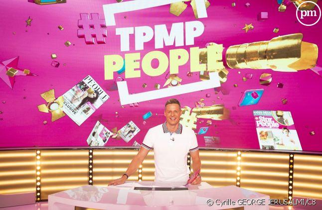 """Mathieu Delormeau dans """"TPMP People"""""""
