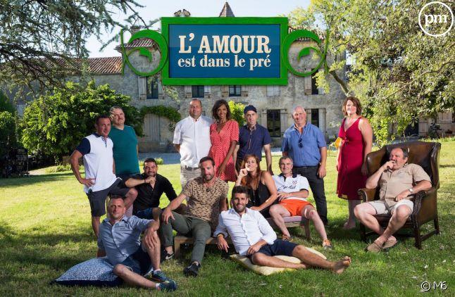 """La saison 13 de """"L'amour est dans le pré"""""""