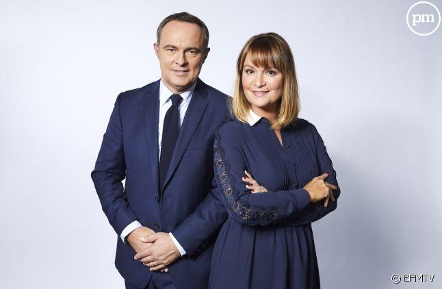Christophe Delay et Adeline François
