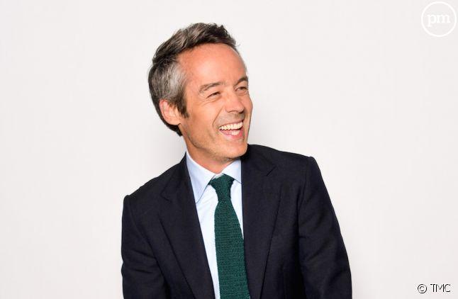 """Yann Barthès, présentateur de """"Quotidien"""""""