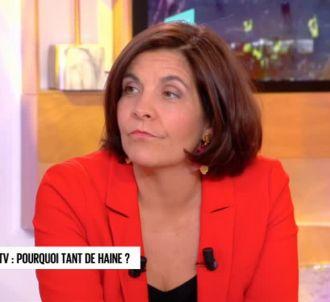 Céline Pigalle dans 'C l'hebdo'