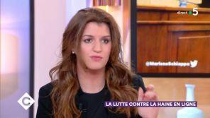 """Marlène Schiappa : """"J'échange par SMS avec Cyril Hanouna tous les jours"""""""