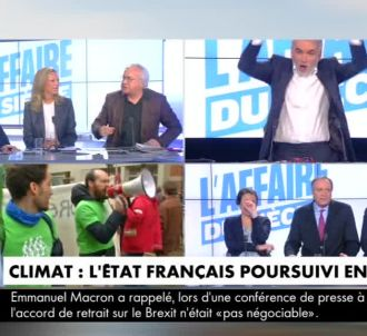 Pascal Praud s'emporte contre ses chroniqueurs sur CNews.