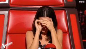 """""""The Voice"""" : Emue aux larmes par une candidate, Jenifer obligée de quitter le plateau"""