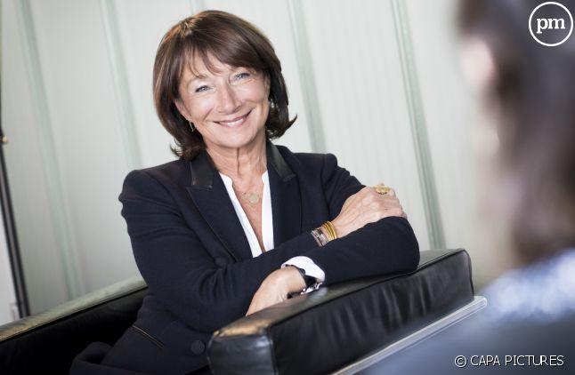 Bibiane Godfroid est présidente de Newen depuis juillet 2018