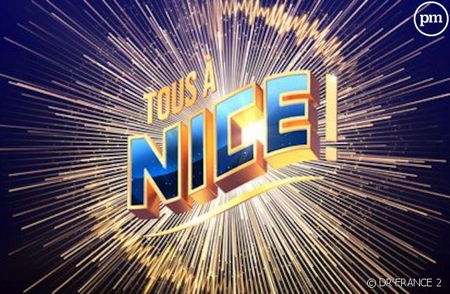 """""""Tous à Nice !"""", logo de l'édition 2018 de la Fête de la musique"""