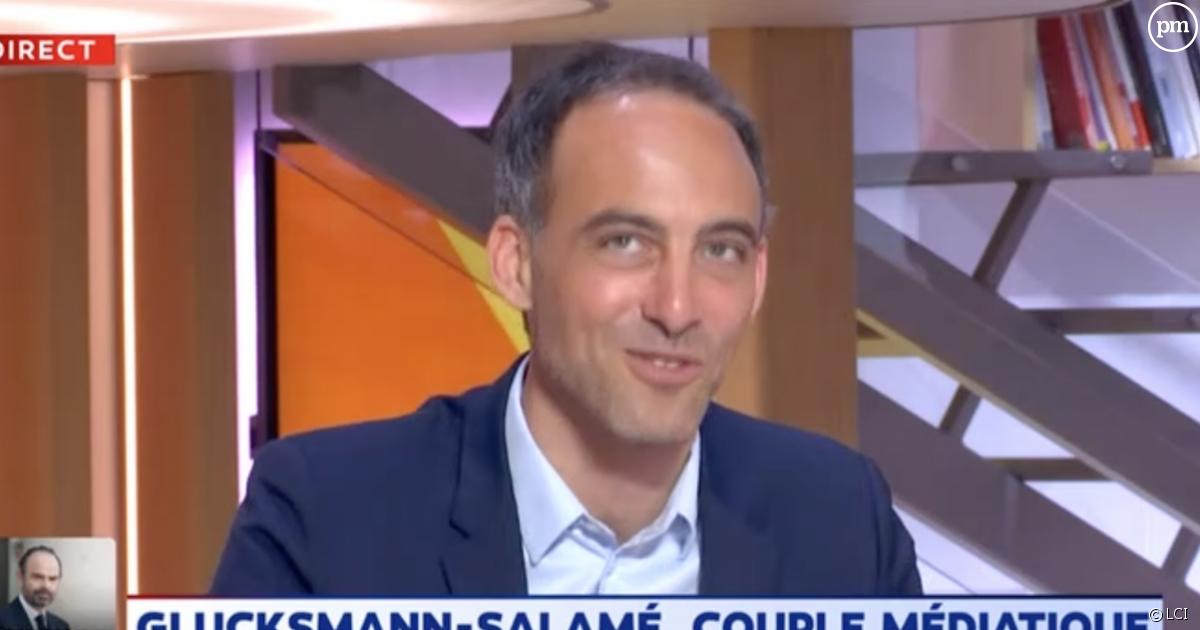 """Raphaël Glucksmann News: Raphaël Glucksmann : """"En Matière De Pastèques, Yann Moix"""