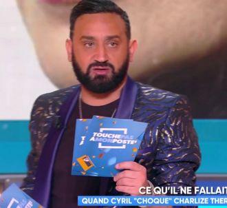 Cyril Hanouna répond à Charlize Theron et aux médias