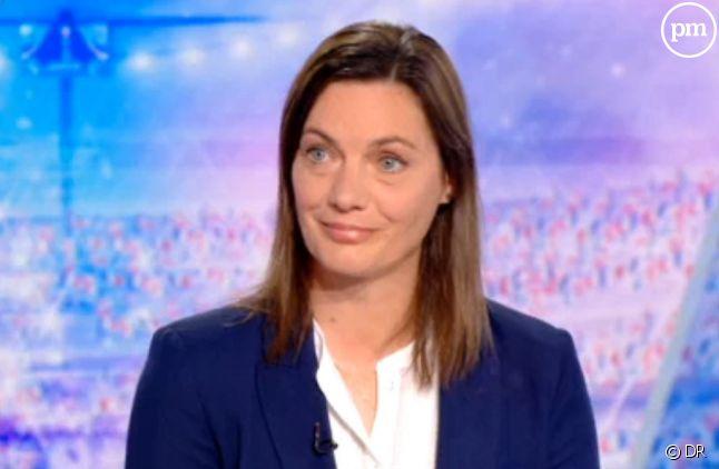 """Corinne Diacre, sélectionneure de l'équipe de France dans """"Le 20h, le mag"""""""