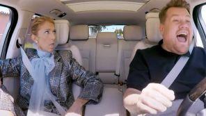 """Titanic"", ""Baby Shark"", baiser... : Céline Dion déchaînée dans le ""Carpool Karaoké"""