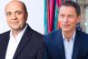 Passation à BFMTV : La grande interview de Marc-Olivier Fogiel et Hervé Beroud