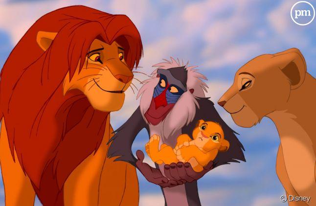 """""""Le Roi Lion"""" sur M6"""