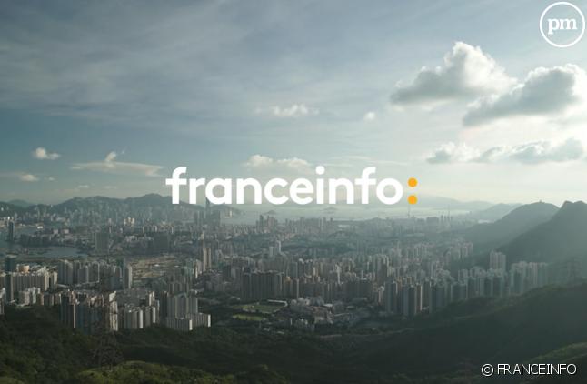 Chaîne info du canal 27, franceinfo a été lancée en septembre 2016