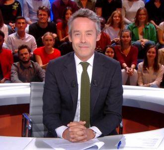 Yann Barthès dans 'Quotidien'