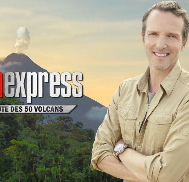 """""""Pékin Express : La route des 50 volcans"""""""