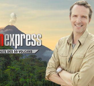 'Pékin Express : La route des 50 volcans'