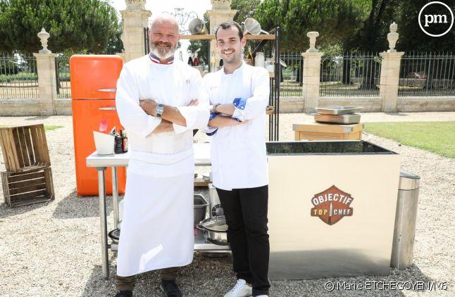 """""""Objectif Top Chef"""" sur M6"""