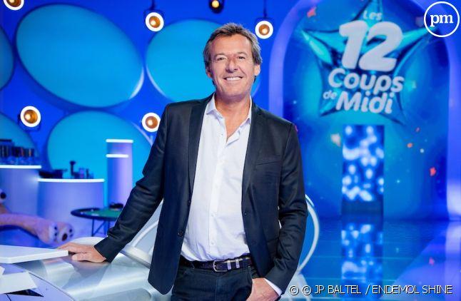"Jean-Luc Reichmann, futur animateur de ""Spin the Wheel"" sur TF1"