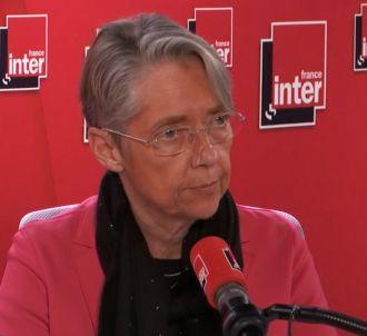 Elisabeth Borne contredite par Léa Salamé sur France Inter