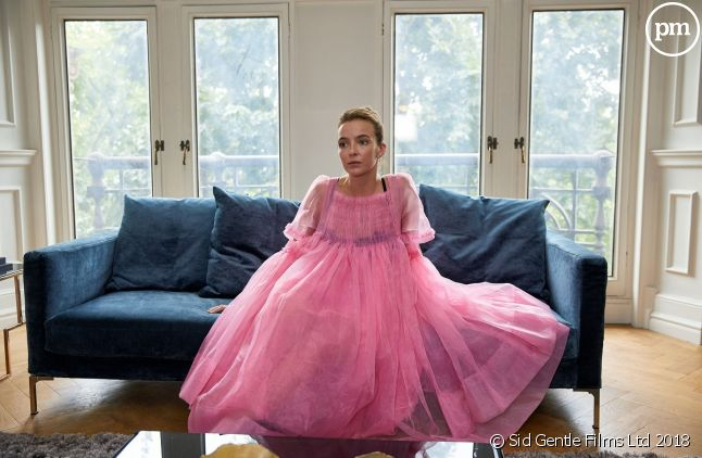 """Jodie Comer campe la fantasque Villanelle dans """"Killing Eve"""""""
