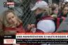Manifestation du 9 janvier : Une journaliste de CNews blessée à la tête par une bouteille de verre