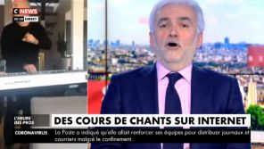 L'improbable cours de chant de Pascal Praud sur CNews