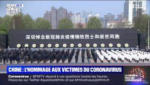 """""""Ils enterrent des pokemons"""" : Dérapage sur BFMTV lors de l'hommage en Chine aux victimes du coronavirus (màj)"""