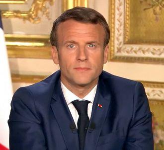 Allocution d'Emmanuel Macron, le 13 avril 2020.