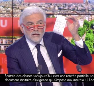 Le coup de gueule de Pascal Praud sur CNews