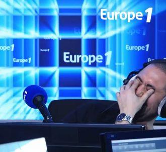 Fou rire de Jimmy Mohamed sur Europe 1 au sujet de morpions.
