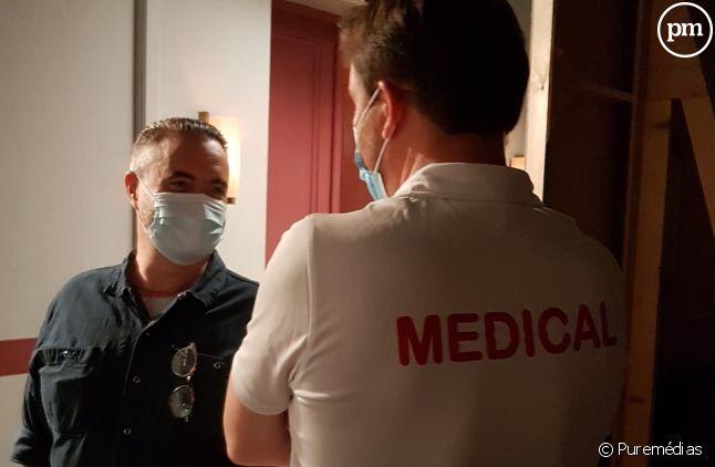 Un médecin est présent en continu
