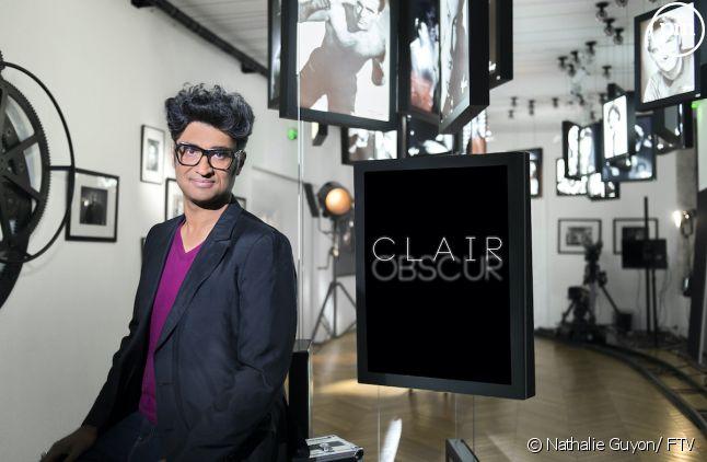 """Sébastien Folin présentait """"Clair Obscur"""" sur France Ô"""