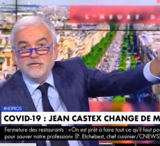 Pascal Praud répond aux attaques de 'Quotidien'.