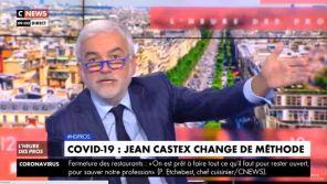 """Raillé par """"Quotidien"""", Pascal Praud répond : """"Les soldats du politiquement correct ont décidé d'attaquer CNews"""""""