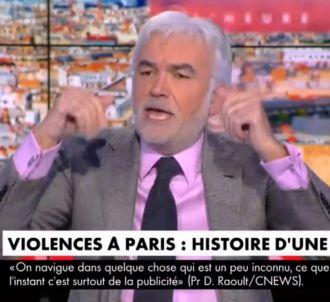 Pascal Praud demande la tête de Guillaume Meurice.